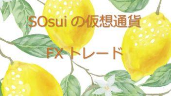 動画版:SOsuiの仮想通貨FXトレード 仮想通貨の短期売買入門