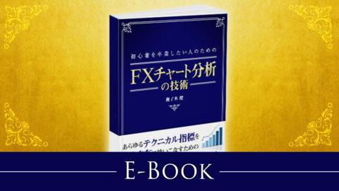 『初心者を卒業したい人のためのFXチャート分析の技術』E_BOOK